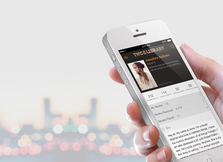 Responsive Website & Mobile App